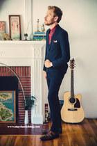 Frank & Oak suit