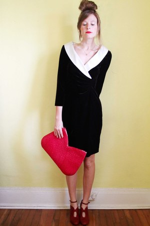 black Tea and Tulips dress