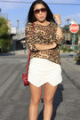 Coach-bag-leopard-fashion-magazine-top-skort-zara-skirt