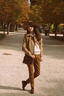 Camel-h-m-hat-camel-stradivarius-blazer-burnt-orange-bag