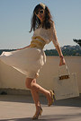 Ivory-ted-baker-bag-gold-dress-ivory-romwe-sunglasses