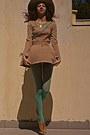 Tan-sequined-collar-koogul-dress-camel-oxford-topshop-shoes-camel-h-m-hat