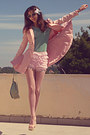 Light-pink-romwe-coat-aquamarine-reward-lulus-bag-light-pink-oasap-shorts