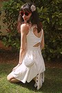 White-heart-back-chicwish-dress-white-heart-studded-romwe-bag