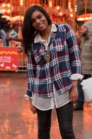 H&M shirt - H&M shirt - H&M pants