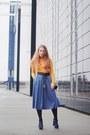 Mustard-turtleneck-zara-shirt-blue-messenger-31-phillip-lim-bag