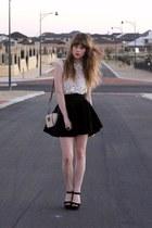 skirt - blouse