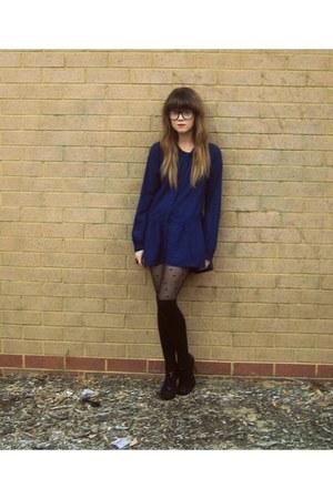 asos dress - Sportsgirl heels