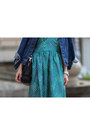 Blue-levis-jacket-black-proenza-schouler-bag