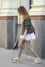 Dark-brown-zara-bag-heather-gray-zara-pants-bronze-adidas-sneakers