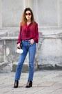 H-m-boots-levis-jeans-zara-bag-evie-blouse