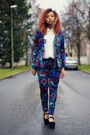Deep-purple-floral-print-nellyse-jacket-white-forever-21-blouse