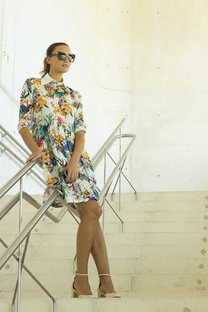 Cristina Piña dress