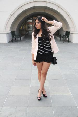 blazer - Guess heels
