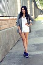 H&M blazer - Target heels