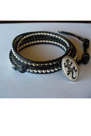 wrap bracelet handmade bracelet