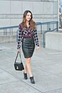 Valentino-boots-rails-shirt-celine-bag-asos-skirt