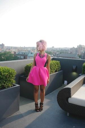 neoprene Shopcalico dress