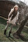 Beige-thrifted-sweater-dark-khaki-no-brand-pants-dark-brown-vintage-boots-