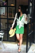 American Apparel dress - pandora Givenchy bag