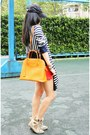 Bolide-hermes-bag-bcbg-cardigan-quark-hermes-ring