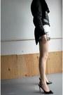 Black-alexander-wang-coat