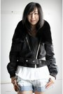 Black-alexander-wang-coat