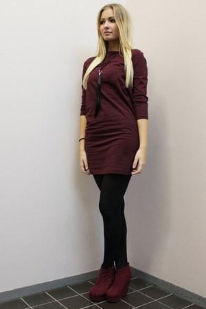 H&M dress - Primark wedges