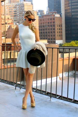 Gap hat - Rebecca Taylor jacket