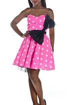 bubble gum Style Icons Closet dress