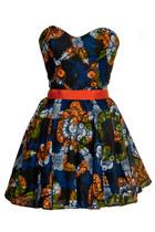 navy Style Icons Closet dress