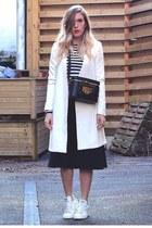 high waisted Front Row Shop skirt