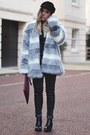 Baleeblu-boots-faux-fur-sugarfree-coat-jennyfer-jeans-baleeblu-shirt