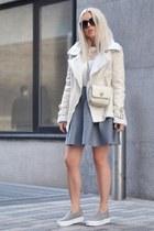 Glamorous skirt - Ivyrevel sweatshirt