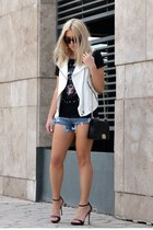 ROCK CHIC LOOK