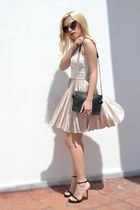 Motel Rocks dress - Zara bag - Zara sandals