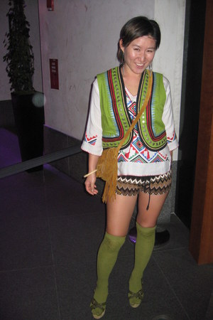 dark brown from Korea shorts - tawny form bangkok - army green NEBULONI FLAVIO Z