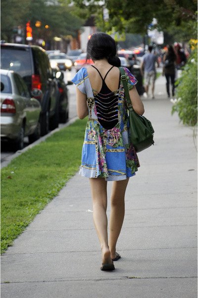 floral print unknown brand dress
