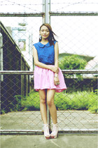 pink shoes - bubble gum pink tulle Clothepedia skirt