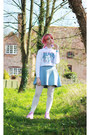 Bubble-gum-palladium-boots-boots-white-vintage-sweater