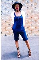 UrbanOG shoes - Forever 21 hat - H&M shirt - Zara jumper