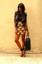 african prints PIAA skirt