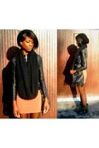 camel H&M Trend skirt