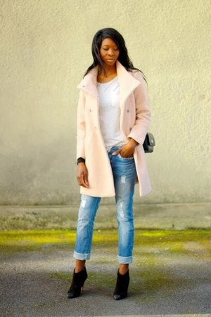 light pink choiescom coat