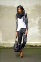 black choiescom pants