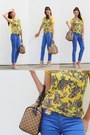 Blue-dl1961-jeans-gucci-bag-yellow-paisley-loft-top