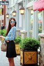 Gucci-bag-mirrored-lens-amazon-sunglasses-ann-taylor-skirt