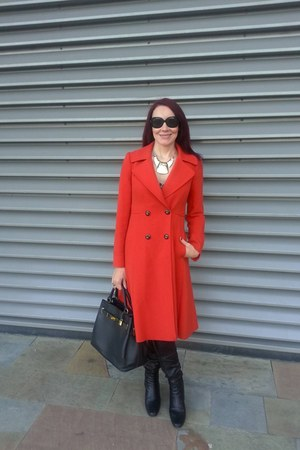 red jasper conran coat