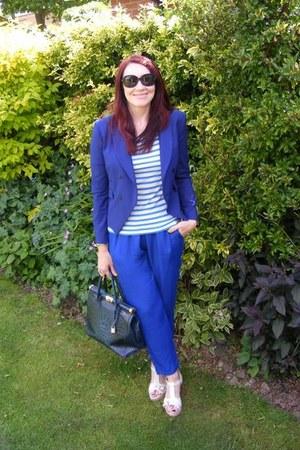 Zara jacket - Monsoon top - Mary Portas pants