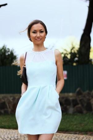 Primark dress - Louis Vuitton bag
